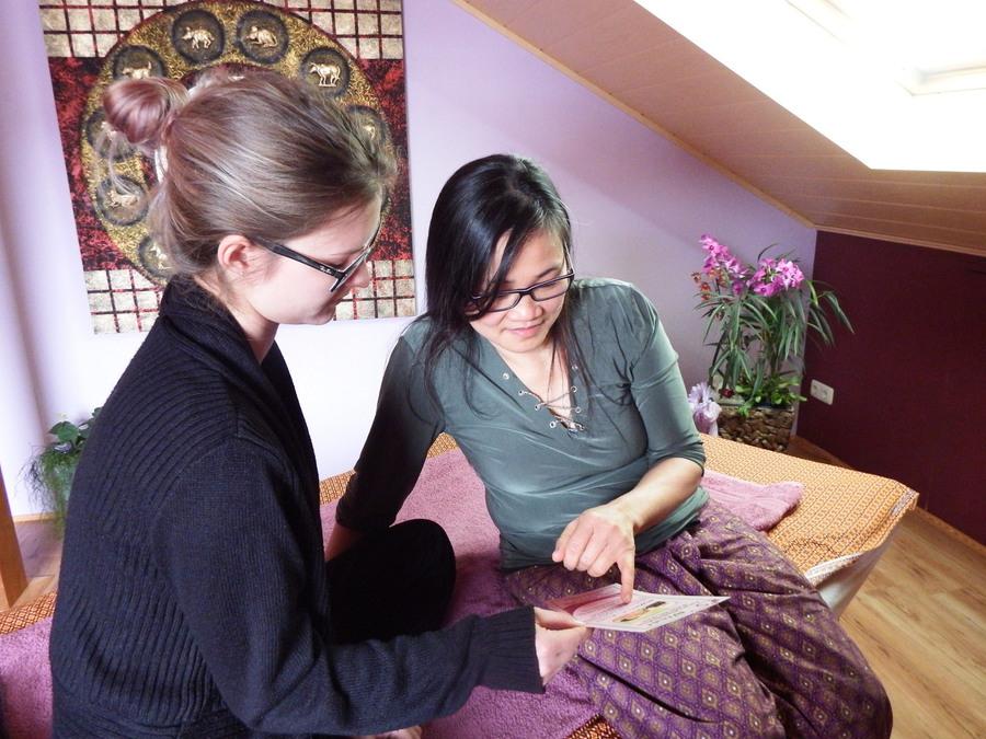 Winai - Praxis für Thai Massage - - Praxis